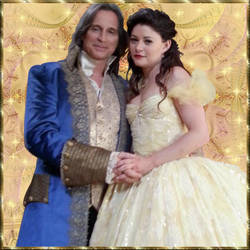 Rumple and Belle avatar by pccinu