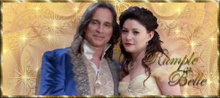 Rumple and Belle by pccinu
