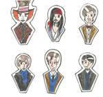 stickers-actors