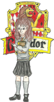 Hermione Granger by hatoola13