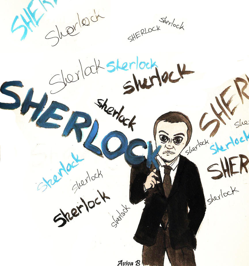 sherlock...where are you? by hatoola13