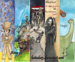 More Bookmarks #3