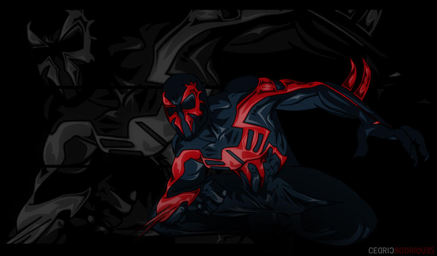 Spiderman: 2099 By Noshouting On DeviantArt