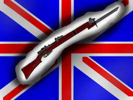 Lee Enfield by Anonymous7961