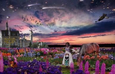 Collage Fantasy World ID by Rinkuchan27