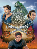 Uncharted 4: A Thief's End by Rinkuchan27
