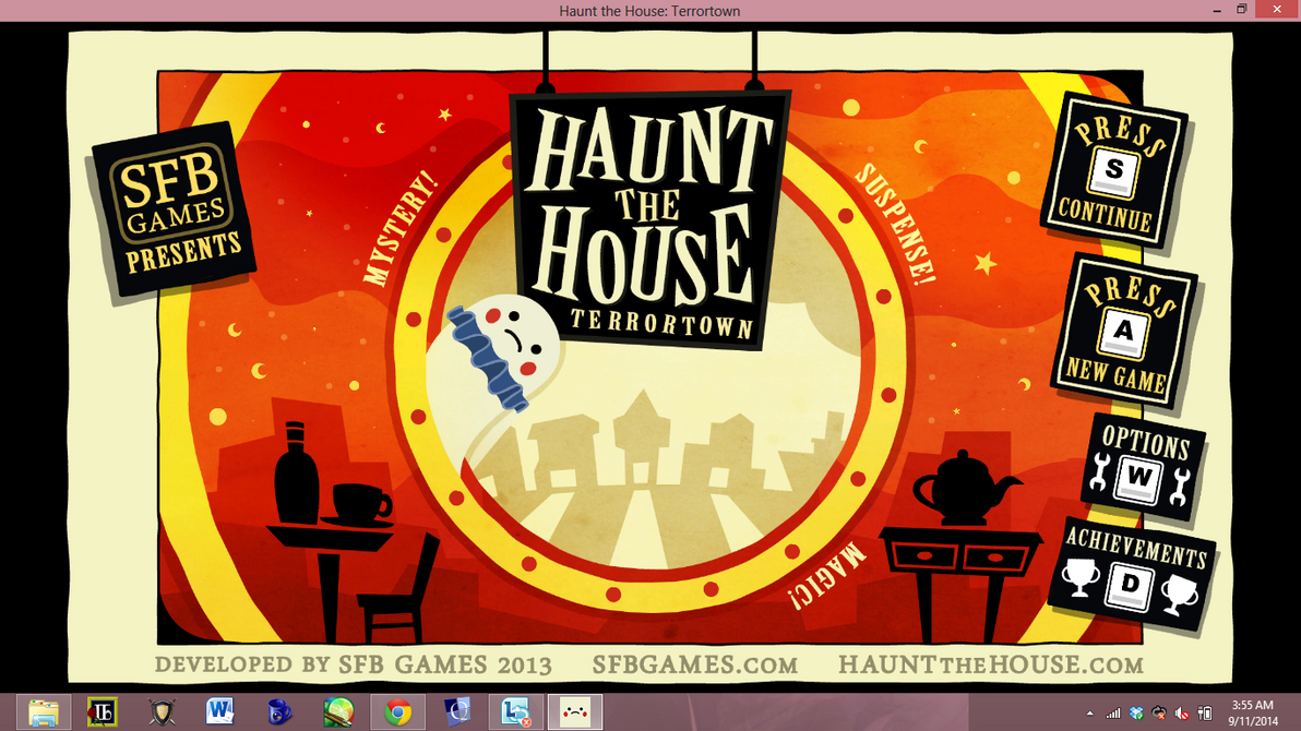 Haunt The House: TerrorTown by The-Scribbly-Fairy
