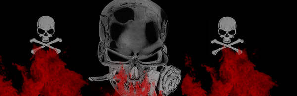 Death's Skull by Siricus