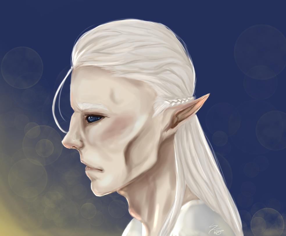 Silven Benedict by Sheakhajiit9