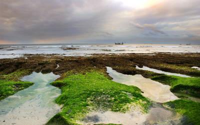 balangan beach by ndrwisme