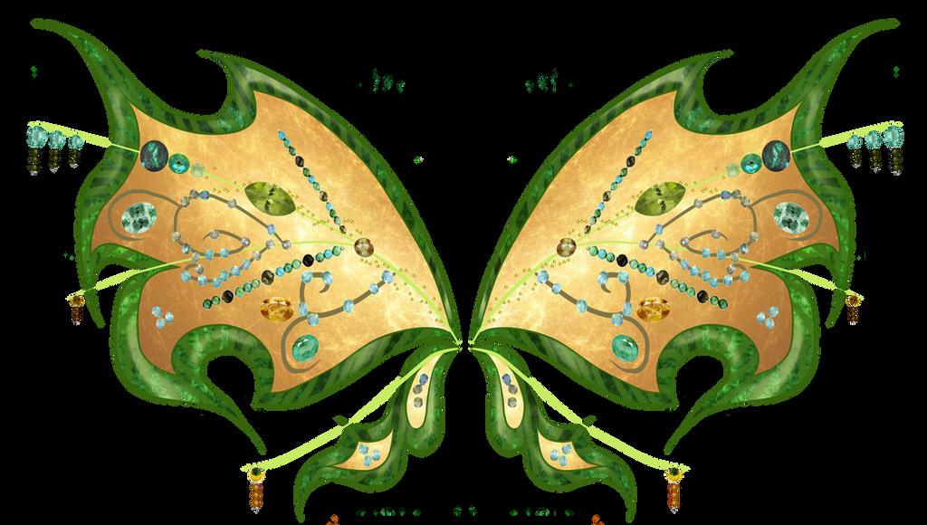 Com: Zoe`s belivix wings by Animagfia