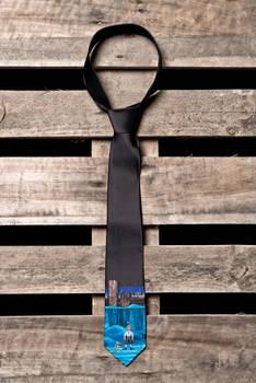 Underwater Guybrush Tie