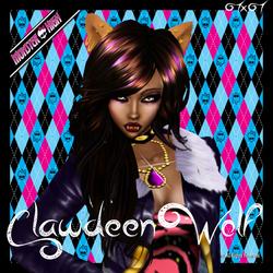 Clawdeen Wolf Monster High by TikxTok