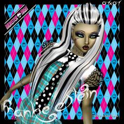 Frankie-Stein Monster High by TikxTok