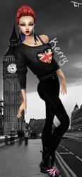 London Calling by TikxTok