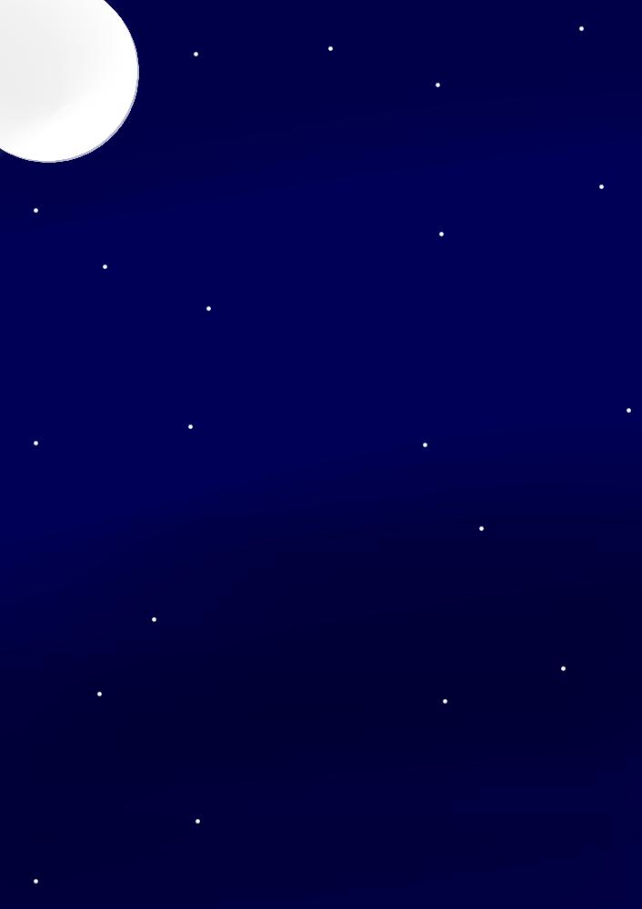 dark night sky background by cancerousgasher205 on
