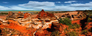 Unspoiled beaches of Broome