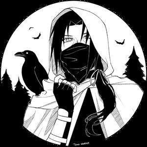 [crow noises]