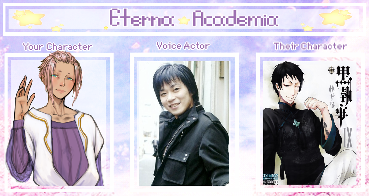 EA: Voice Actor Meme by toychild