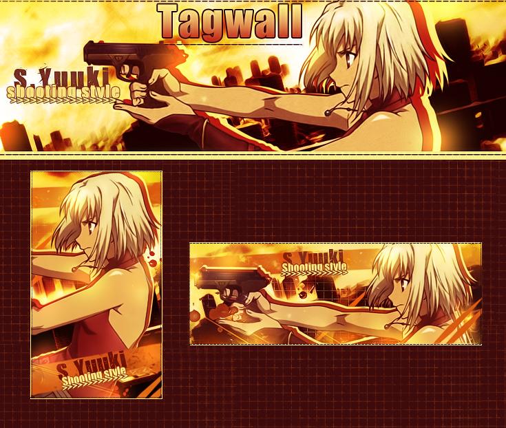 S.Yuuki Shooting Style by Hitsu26