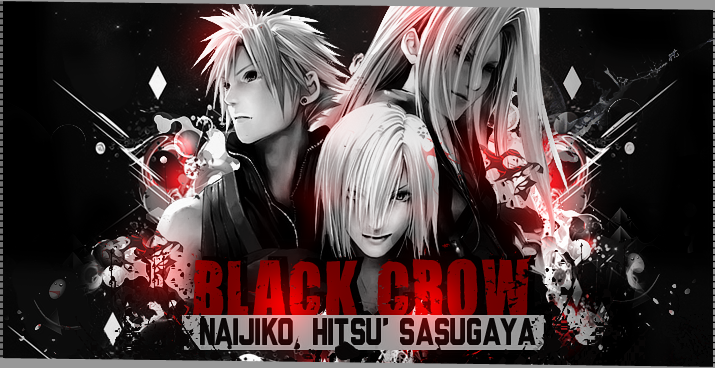 Black Crow by Hitsu26