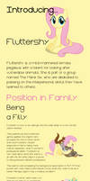 Fluttershy: Long Infographic by characterconsultancy