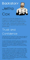 Jeffra Cox: Long Infographic by characterconsultancy