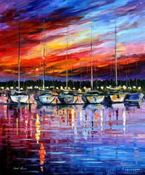 YACHT CLUB by Leonidafremov