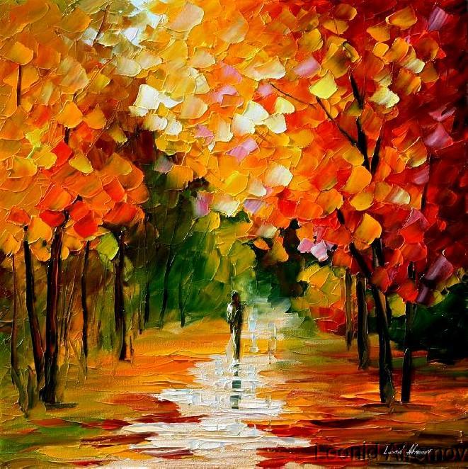 Make It Art Talk: Fall Art