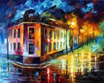 SOUL REFLECTION by Leonid Afremov