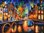 The most beautiful Bridges Of Amsterdam