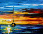 Passion by Leonid Afremov