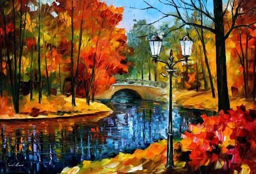 Sublime Park by Leonid Afremov