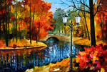 Sublime Park by Leonid Afremov
