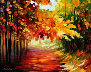 Natures wishes by Leonid Afremov