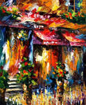 Paris new by Leonid Afremov