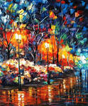 Sweet light by Leonid Afremov
