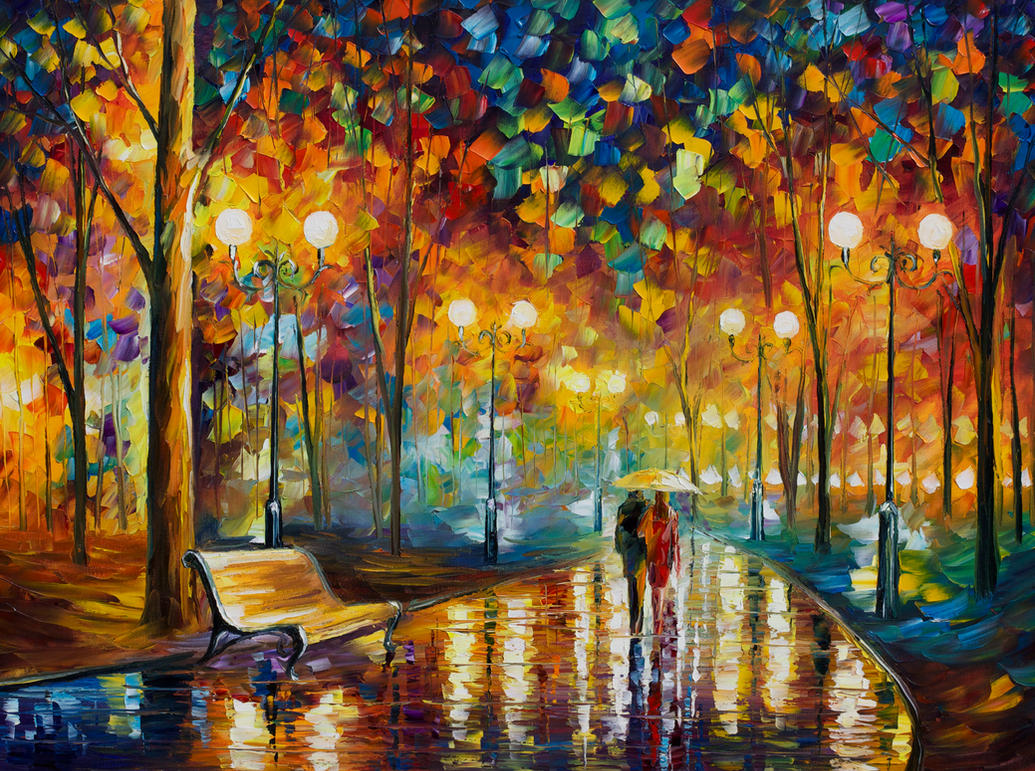 1 Very high resoluion by Leonid Afremov by Leonidafremov