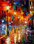 Chill energy by Leonid Afremov