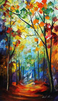 Lost compassion by Leonid Afremov