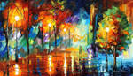 Flow of energy by Leonid Afremov