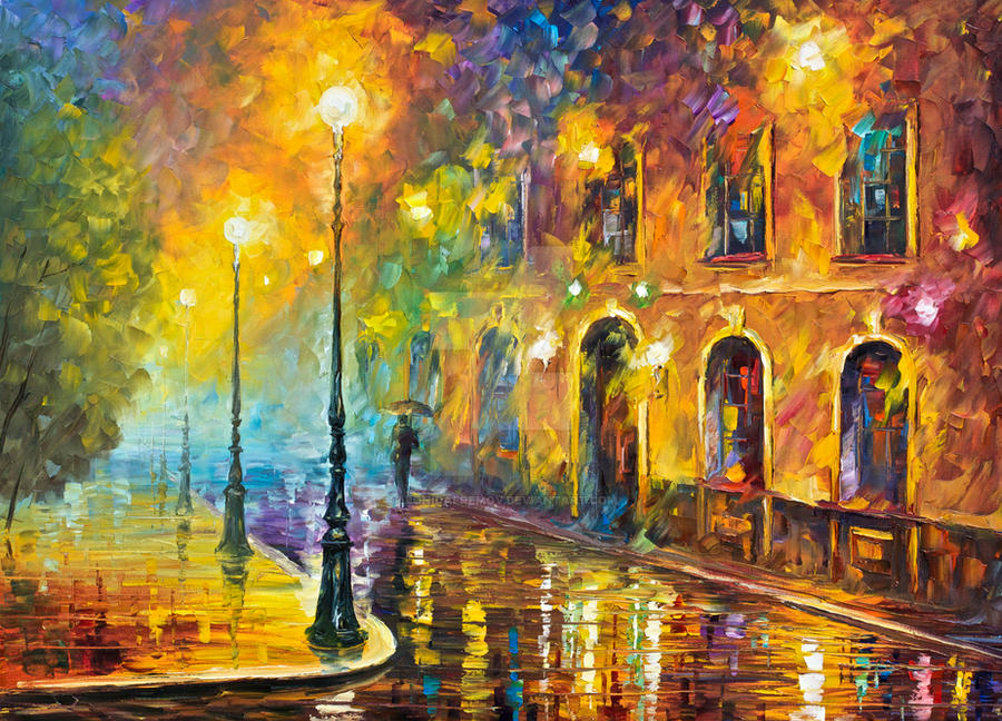 18  High resolution by Leonid Afremov by Leonidafremov