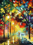 Trip to eternity by Leonid Afremov