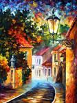 Evening by Leonid Afremov