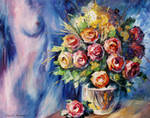 Old painting 12 by Leonid Afremov