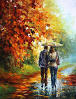 Home by Leonid Afremov