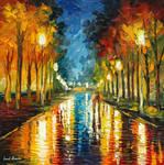 Color reflection by Leonid Afremov