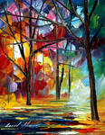 Loneliness by Leonid Afremov