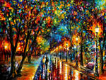 When dreams come true by Leonid Afremov