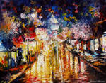 Old painting 69 by Leonid Afremov